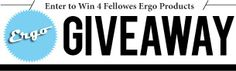 Enter to #win an ergonomic prize pack for your office! #giveaway