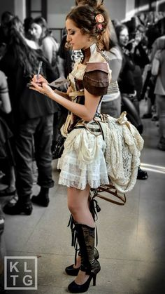Oh Steampunk | arsenicinshell:   Eurosteamcon Barcelona 2013 - 1...