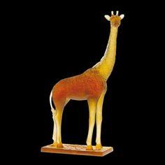 Daum Crystal Giraffe Amber Giraffe. Biggs Ltd. Gallery. Price $5,030. 1-800-362-0677.