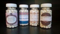 Dulces Remedios : mentas con etiquetas personalizadas para los eventos o para obsequiar!