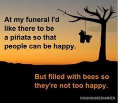 20 Hilarious Funeral Humor Memes | Urns | Online