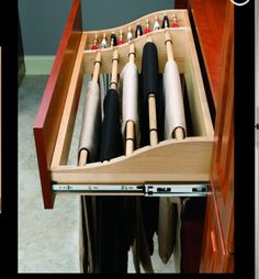 Pants Organizer For Closet Pants Organization, Home Organization,  Organizing Mail, Organizing Ideas,