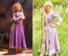 Rapunzel, Tangled | Community Post: 16 Ridiculously Good-Looking Disney Costumes You Can Actually Buy