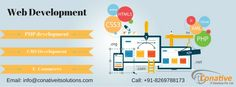 Website Development Company Indore – Professional And Affordable Web Services  We are the Website Development Company Indore offering cost effective services without compromising the quality and uniqueness of the website. We provide client side coding, server side coding, PHP development services, CMS development services, E- commerce development  services and more. For more information: Email: info@conativeitsolutions.com Call: +91-8269788173 Visit: www.conativeitsolutions.com