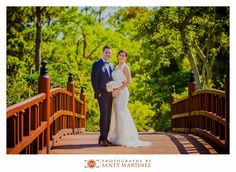 Wedding at the Morikami Museum and Japanese Gardens | Photography by Santy Martinez