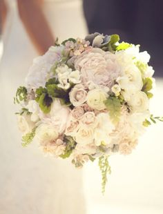 Featured Photographer: Three Nails Photography; Wedding bouquet idea.