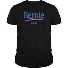 Bernie Sanders For President in 2020 TShirt #tshirt #tshirtdesign #tshirtprinting #mentshirt #womenttshirt #tshirtsunfrog