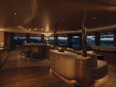 On board the 73 metre RV Pegaso - Length 60m+ - SuperyachtTimes.com