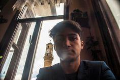 Saat kulesi selfie