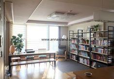 Bookcase, Divider, Shelves, Interior, Room, Furniture, Green, Home Decor, Bedroom