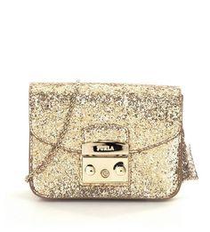 493bf74451 Furla Metropolis Glitter Mini Bag ( 348) Furla Metropolis Mini