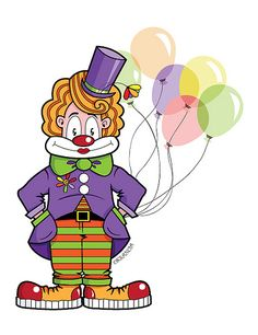 Clown with balloons | Flickr - Photo Sharing!