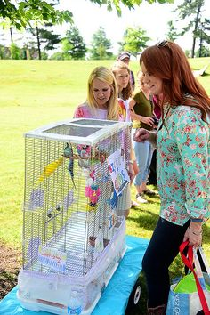 Pet Parade by Ree Drummond / The Pioneer Woman, via Flickr