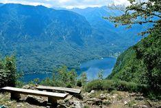 Best Views over Lake Bohinj, Slovenia