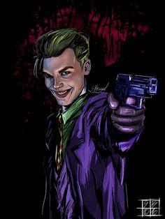 crazy, Gotham, and jerome valeska image