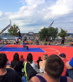 Show off your team's skills at this year's Gus Macker 3-on-3 Basketball Tournament in Sault Ste. Marie, Michigan. Teams from all over the Eastern Upper Peninsula have signed up and are ready to compete. Don't miss out on this great sporting event!