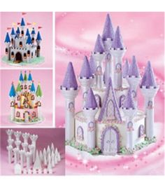 Wilton Romantic Castle Cake Set, , hi-res