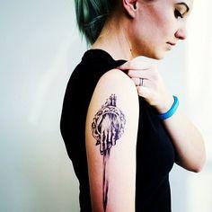 Game of Thrones Tattoo #game #of #thrones #tattoo