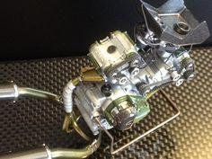 Vista motore