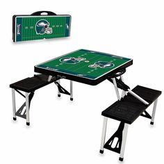 Football Fan Shop Picnic Time Picnic Table Sport - Philadelphia Eagles