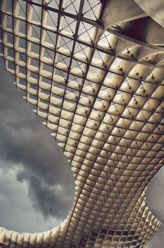 Metropol Parasol à Séville par J. Mayer H. architects