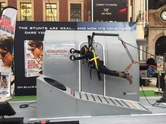 Image result for virtual reality event Activity Games, Activities, Interactive Exhibition, Dangerous Games, Digital Media, Stunts, Virtual Reality, Vr, Attraction