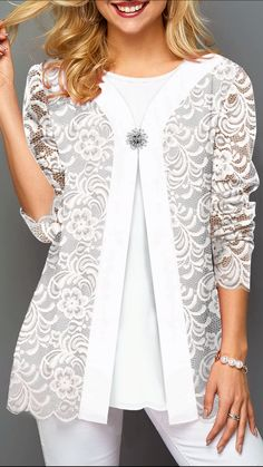 Advertisements Embrace summer with today's spring summer blouse. These designs are comfy but breathable, perfect for warm weather of spring months. Summer blouse will fit into your new, refreshed wardrobe perfectly. Stylish Tops For Women, Latest Dress For Women, Kurti Embroidery Design, Sleeves Designs For Dresses, Dress Sewing Patterns, Classy Dress, Spring Months, Blouses For Women, Fashion Dresses