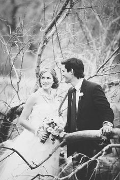 It's in the way he looks at her. | See more of this gorgeous inspiration session here: http://www.mywedding.com/articles/gorgeous-utah-inspiration-shoot-gideon-photography/