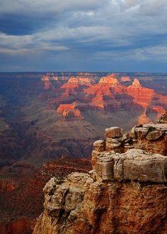 Grand Canyon National Park // Arizona