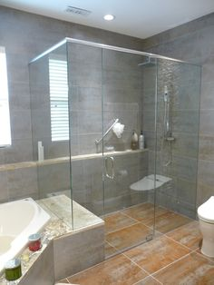 1000 Images About Bathrooms Modern Stone Tiles On