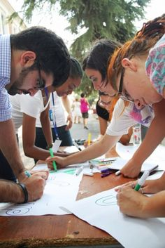 Youth arise to serve as conferences draw to a close Tirana, Albania Tirana Albania, Youth Conference, San Salvador, Draw, To Draw, Sketches, Painting, Tekenen, Drawing