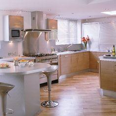 Gut Küche Mit Essbereich Dachfenster Dachschräge Holzstühle | Küche | Pinterest  | Küchengerät, Wohnküche Und Wohnideen