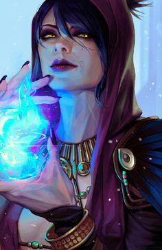 """rukiana09: """" Women do not frighten like little..."""