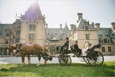 North Carolina Castle Wedding @BiltmoreEstate.