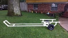 pvc boat dolly - Google Search