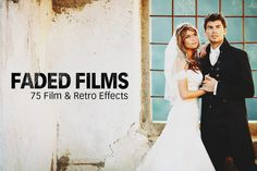 Check out Faded Films - 72 Film & Retro Effect by sparklestock on Creative Market