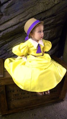 Crafty mom Jennifer Rouch has a passion and talent for creative costume-making made with materials sourced from thrift shops.