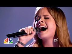 Holly Tucker: My Wish - The Voice Highlight The Voice Videos, Music Videos, I Wish, Highlights, Christian, Crossover, Youtube, Beauty, Watch