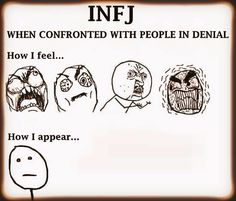 Could be one of my favourite INFJ pins ever! - Could be one of my favourite INFJ pins ever! Could be one of my favourite INFJ pins ever! Infj Mbti, Intj And Infj, Enfj, Infj Traits, Infj Personality, Myers Briggs Personality Types, I Am Jealous, Infj Type, Myers Briggs Personalities
