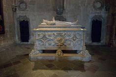 Vasco de Gama's tomb- Mosteiro dos Jerónimos