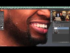 How to Retouch an Editorial Headshot in Photoshop (Part 2 of 3)