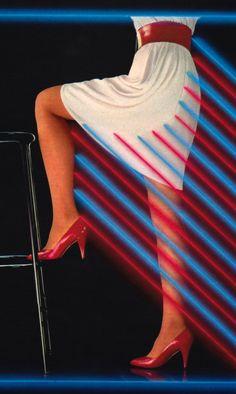 No Nonsense Pantyhose, Seventeen magazine, December Vintage Advertisements, Vintage Ads, 1980s Art, 80s Design, Logo Design, New Retro Wave, 80s Aesthetic, Retro Images, Seventeen Magazine