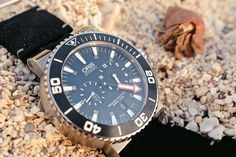 Learning To Dive With Oris Watches: A Winner's Perspective
