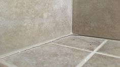 Cracks In Shower Tile Grout Corners