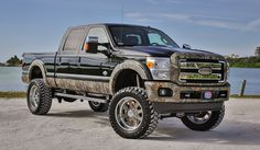 2013 FORD F250  - if you love #CAMO #camouflage ..this is the ticket on American Force Wheels