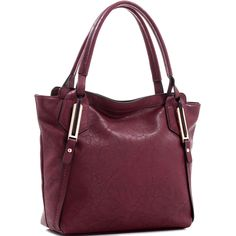 Concealed Carry Ambidextrous Handbag Purse Tote w/ Adjustable Holster | The Wanted Wardrobe Boutique