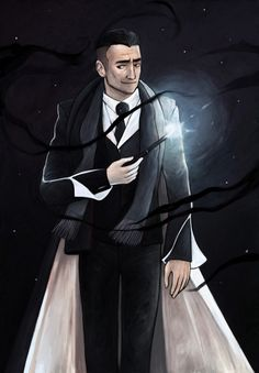 Percival Graves - Fantastic Beasts and Where to find them