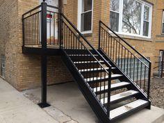Chicago Iron Railings & Handrails Contractors, Chicago Fences and Gates Contractors