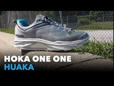 Running Shoe Preview: Hoka One One Huaka