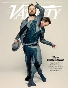 Variety's Double Exposure Covers by Peter Hapak